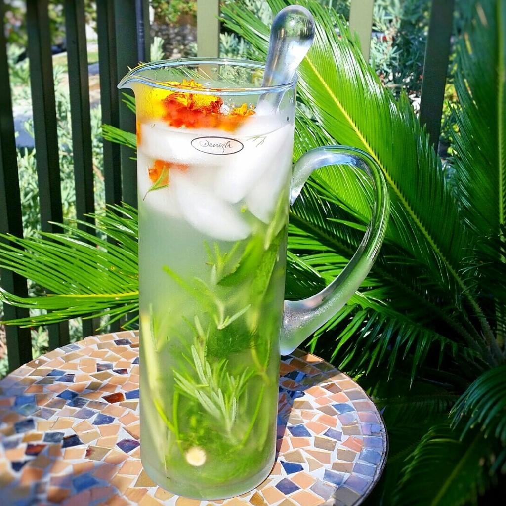 Clovers & Kale - Herbal Coconut Water