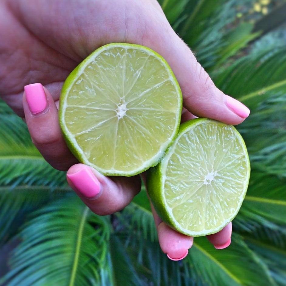 Clovers & Kale - Lime - Chia - Watermelon Fresca